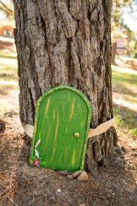 Green-door